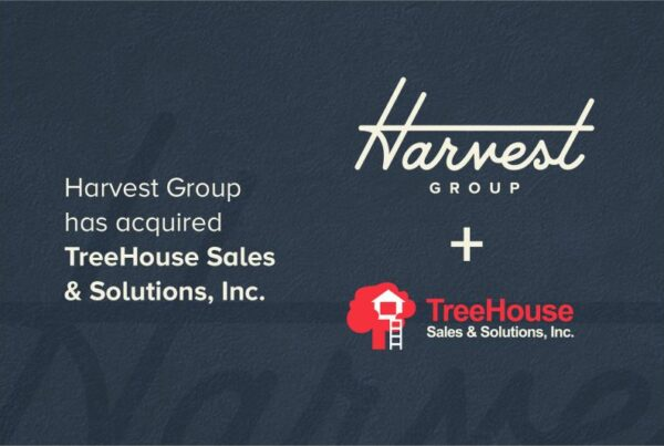 Harvest Group acquires Treehouse Sales & Solutions, Inc.